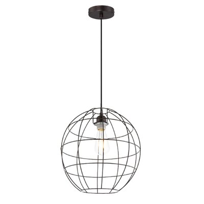 Resch 1-Light Globe Pendant