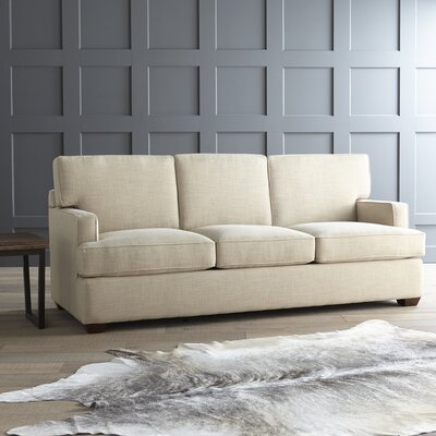 Sackett Sofa Upholstery: Empire Cinnabar