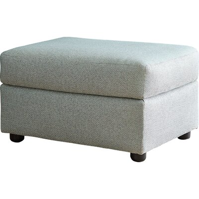 Colton Ottoman Upholstery: Empire Shadow