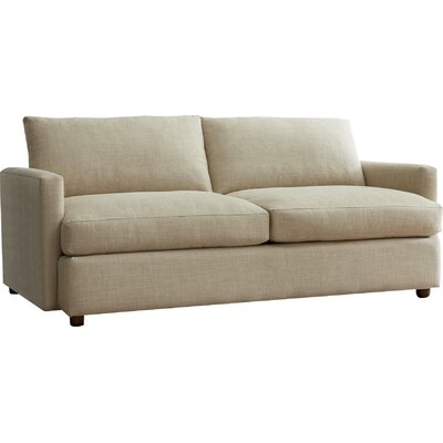 Brimfield Sofa Fabric: Empire Steel