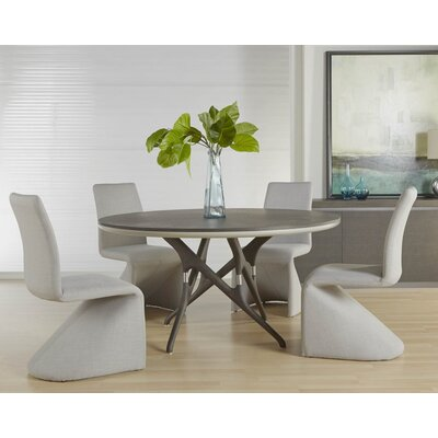 Saldivar 5 Pieces Dining Set