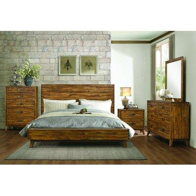 Decamp Platform Configurable Bedroom Set