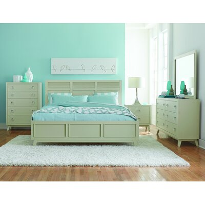 Hagerty Panel Customizable Bedroom Set