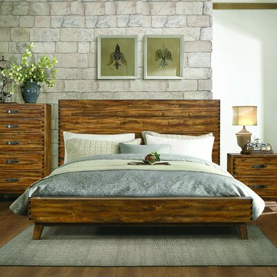 Decamp Platform Bed Size: Queen