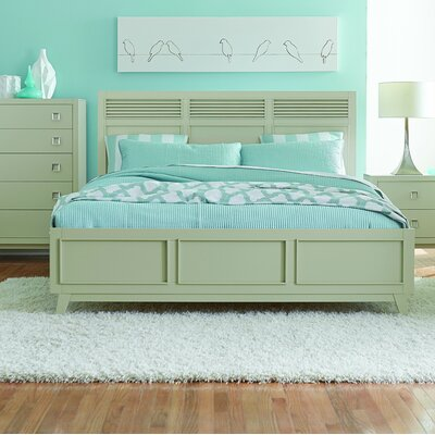Hagerty Panel Bed Size: California King