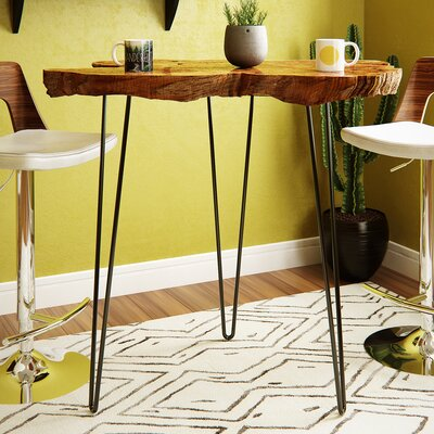 Brayden Studio Amado Breakfast Pub Table
