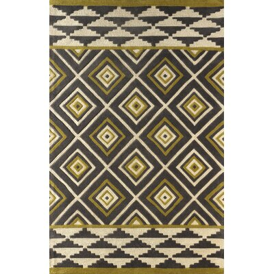 Luevano Hand-Tufted Pear Area Rug Rug Size: 5 x 8