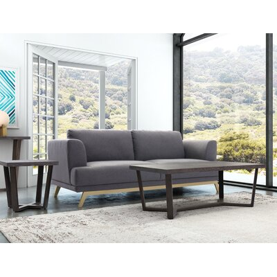Hersom 3 Piece Coffee Table Set