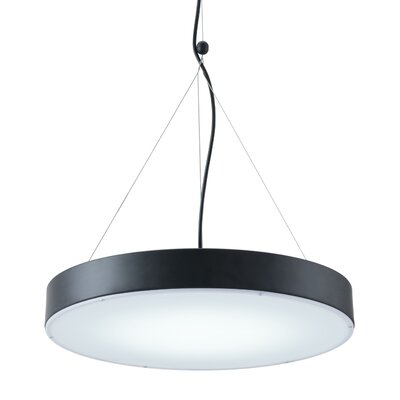 Hetrick 3-Light LED Drum Pendant