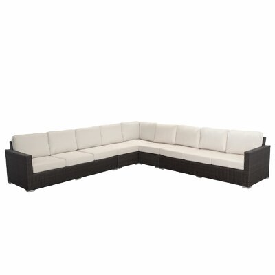 Ronning Sectional with Cushions