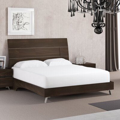 Callie Spring Platform Bed Size: California King