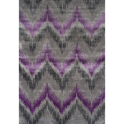 Rossman Orchid Area Rug Rug Size: Rectangle 33 x 51