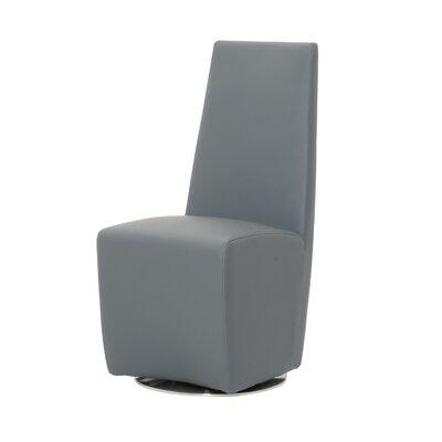 Brayden Studio Salcedo Swivel Parsons Chair (Set of 2)