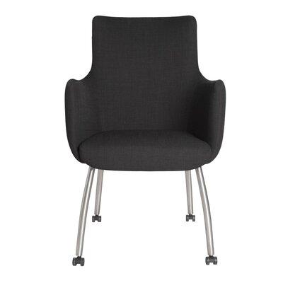Brayden Studio Salerno Skoop Arm Chair