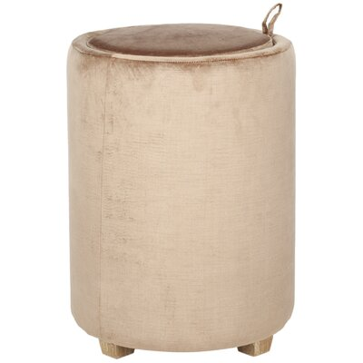 Logue Storage End Table Finish: Mink Brown