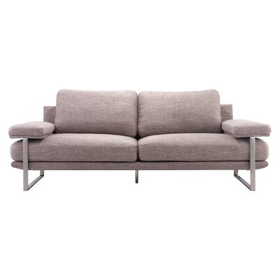 Mooring Sofa Upholstery: Wheat