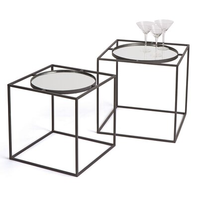 Sergent 2 Piece Nesting Tables