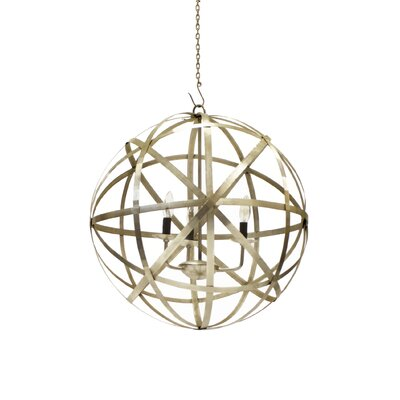 Stringfield 3-Light Foyer Pendant