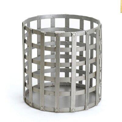 Brayden Studio Cubed Steel Hurricane