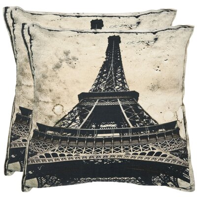 Stubblefield Cotton Throw Pillow Size: 18 x 18