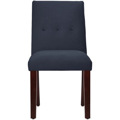 Sullivan Button Tapered Parsons Chair