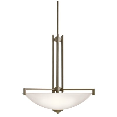 Esmont 4-Light Bowl Pendant