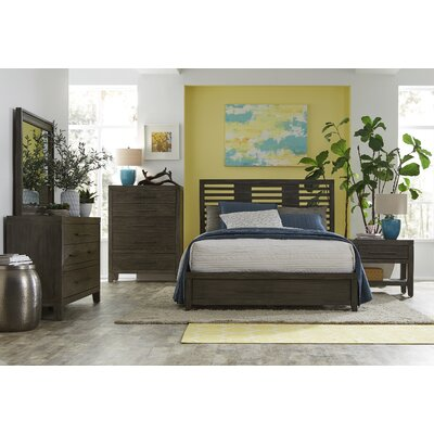 Vickrey Panel Configurable Bedroom Set