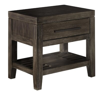 Vickrey 1 Drawer Nightstand