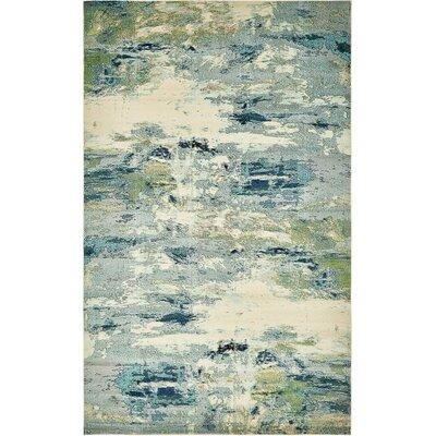 Chenango Light Blue Area Rug Rug Size: 10 6 x 16 5