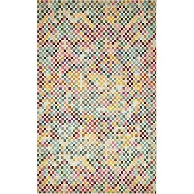 Chenango Purple/Green Area Rug Rug Size: 10 6 x 16 5
