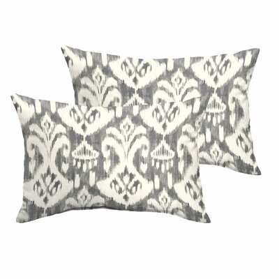 Villalpando Indoor/ Outdoor 2 Piece Pillow Set