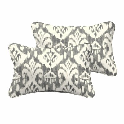 Peabody Indoor/Outdoor Lumbar Pillow