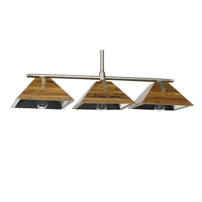 Goguen 3-Light Kitchen Island Pendant