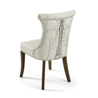 Fiorentino Backbone Side Chair