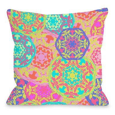 Brack Throw Pillow Size: 18 H x 18 W