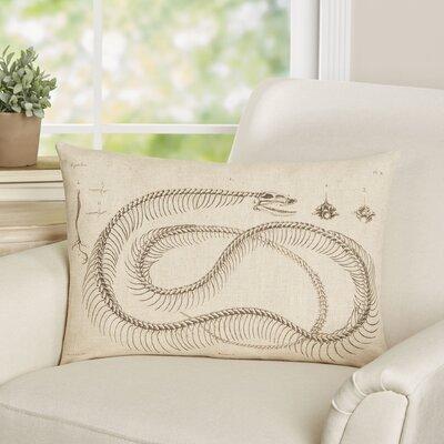 Gonsales Linen Lumbar Pillow