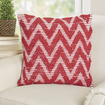 Brayden Studio Mellor Cotton Pillow Cover