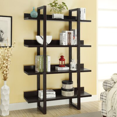 Pinney 4 Shelf 71 Accent Shelves Bookcase