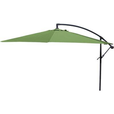 Trotman 10 Cantilever Umbrella Fabric: Olive