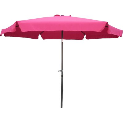 9 Hyperion Drape Umbrella Fabric: Bery Berry