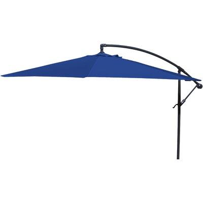 Trotman 10 Cantilever Umbrella Fabric: Royal