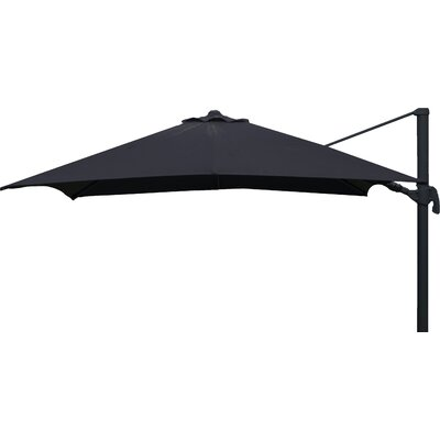 10 Grote Liberty Aluminum Square Cantilever Umbrella