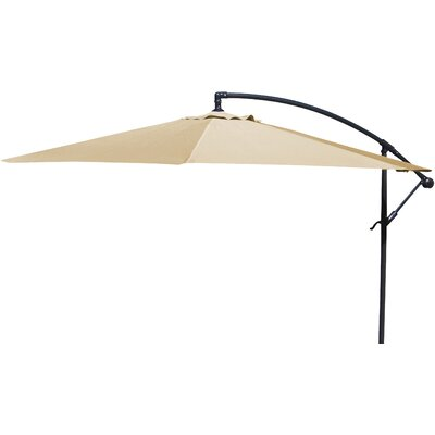 Trotman 10 Cantilever Umbrella Fabric: Khaki