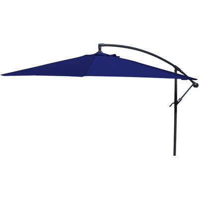 Trotman 10 Cantilever Umbrella Fabric: Navy