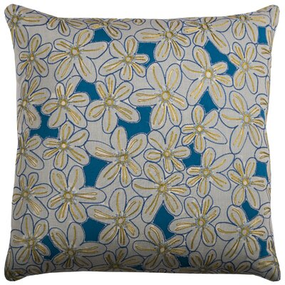 Orosco Cotton Throw Pillow