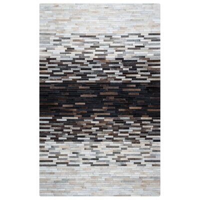McDonald Hand Guided Sewn Multi Area Rug Rug Size: 5 x 8