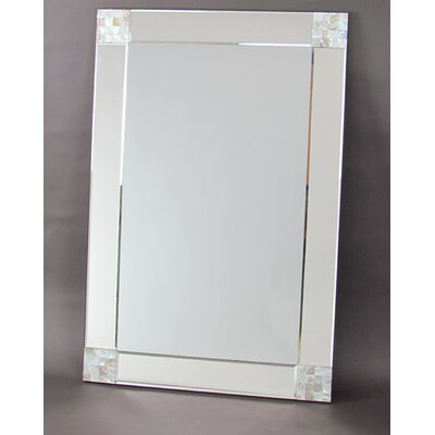 Rectangle Beveled Mirror
