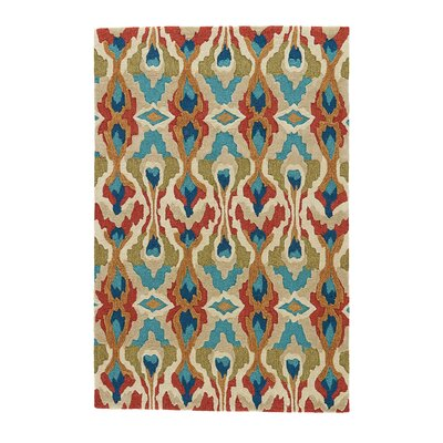 Benninger Tribal Area Rug Rug Size: Rectangle 76 x 96