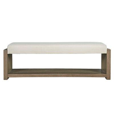 brayden studio dalke fabric storage bench. Black Bedroom Furniture Sets. Home Design Ideas