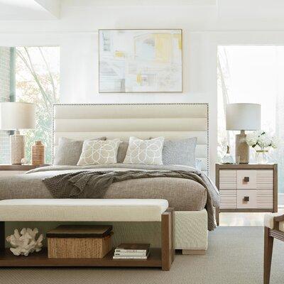 Synchronicity Upholstered Platform Customizable Bedroom Set